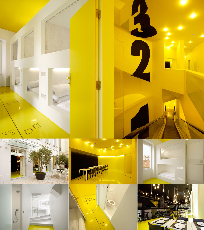 Not your mother s hostel collabcubed for Hostel design