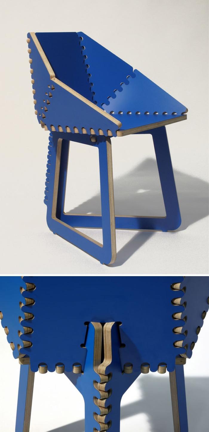 Panels 02 Chair_Sebastien Wierinck