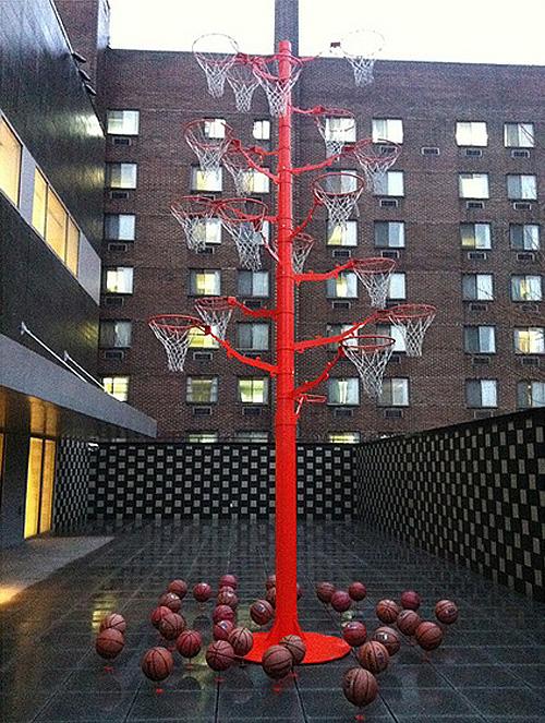 Alexandre Arrechea_Orange Tree