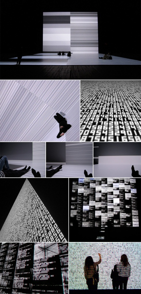 The Transfinite Ryoji Ikeda Park Ave Armory