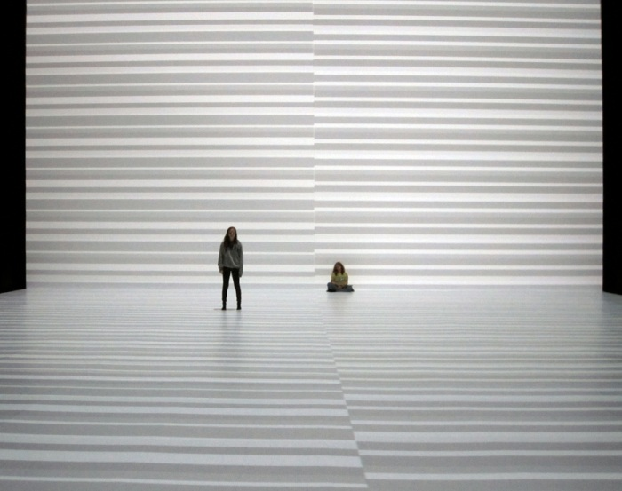 Ryoji Ikeda The Transfinite Park Ave Armory