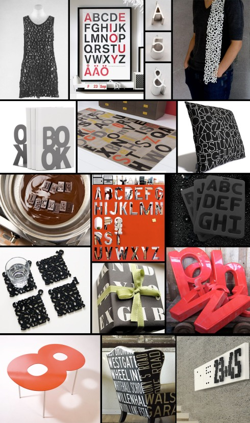 Typography Objects