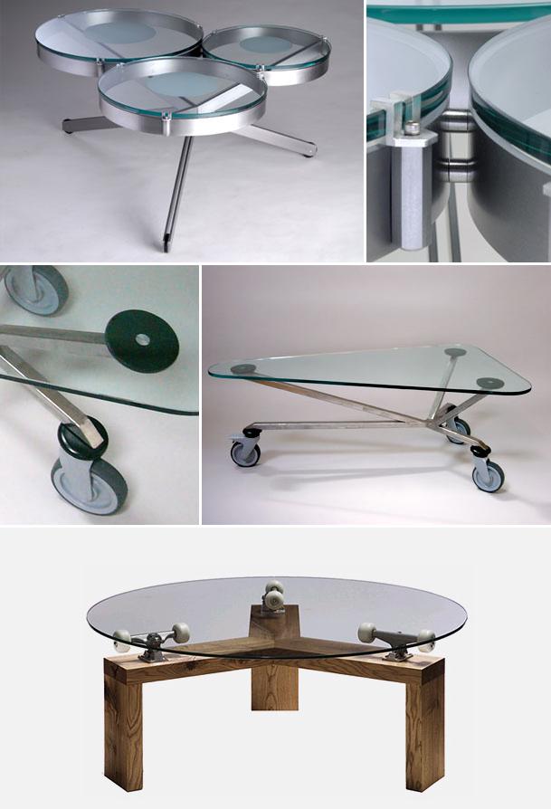 Fun Coffee Tables Furniture Design