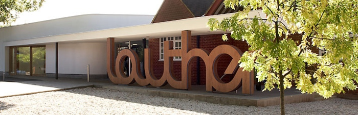 Typography in Architecture Lowther Children's Centre
