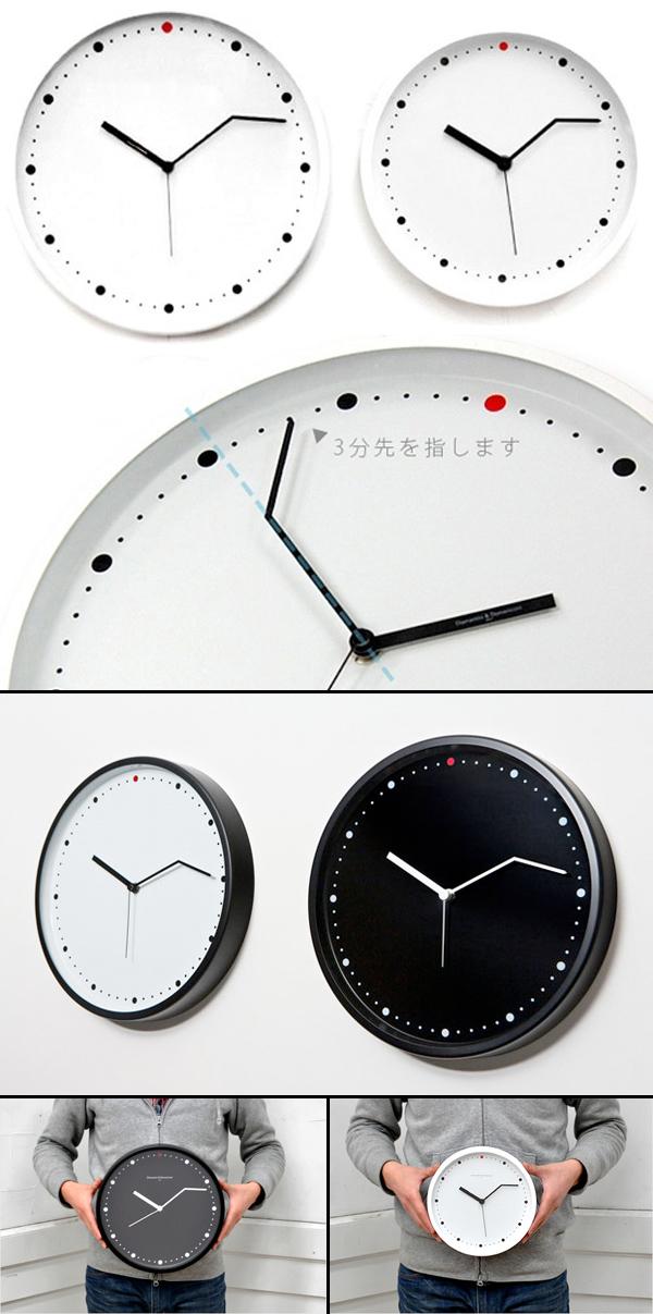 Humorous Clock Modern Fun On-Time
