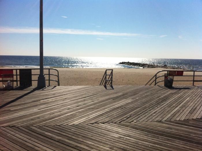 New York City, Rockaway Beach, Boardwalk