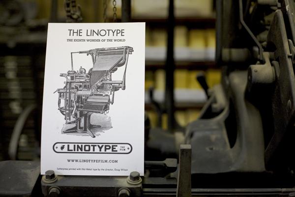 Linotype the Film