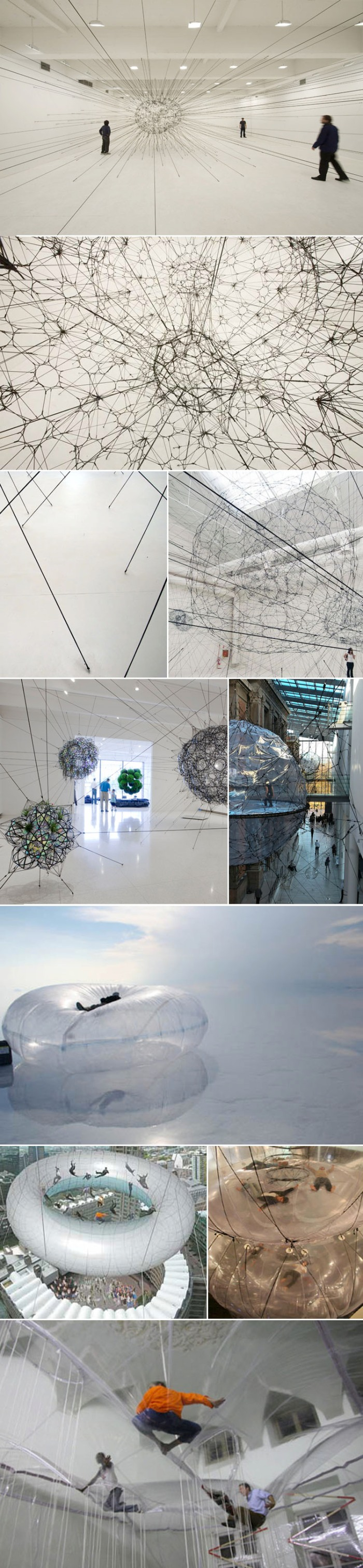 Cool Art Installations