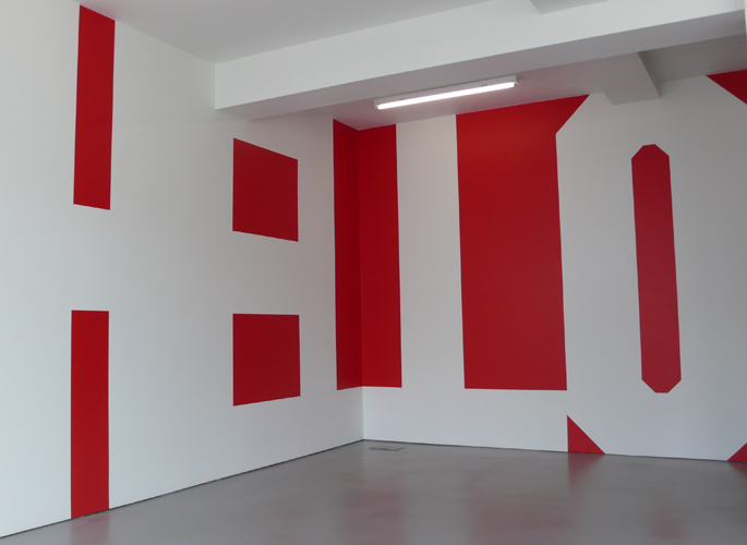 Rose Nolan collabcubed Typography Art Installations
