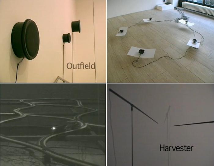Cool Art Installations, Sound, Video