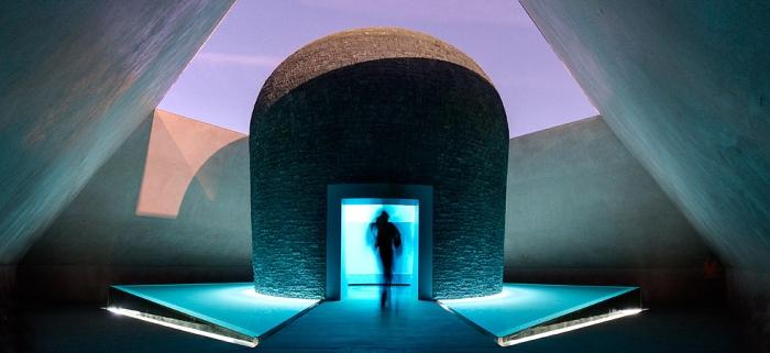 Skyspace, National Gallery Australia, Art Installation, Light
