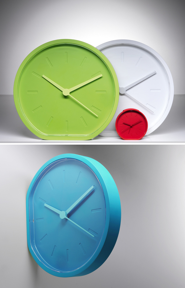 fun clock, product design, industrial design