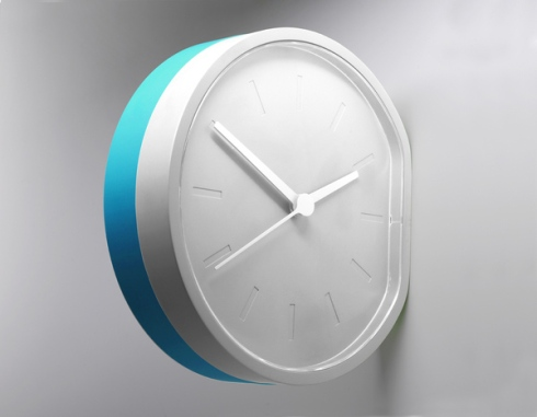 cool clock, product design, industrial design