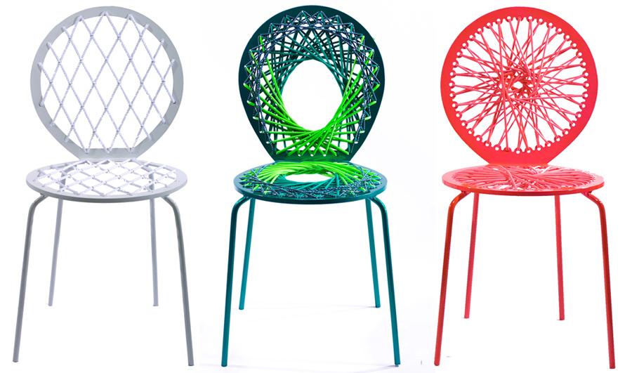 Carnavale Studio, Chairs, Industrial Design ...