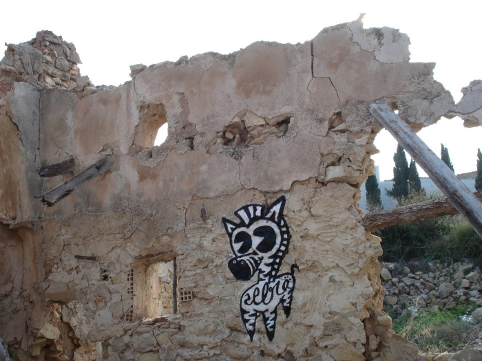 Graffiti, street art, Spain