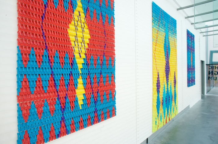 art installations, exhibits, Dutch designers and artists