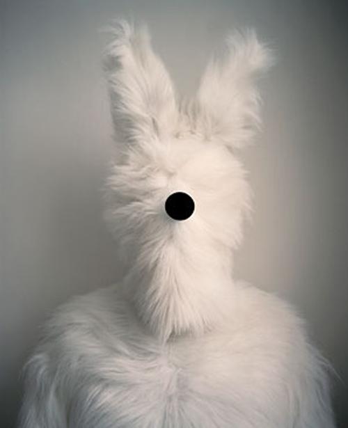 photography, contemporary art, creepy, smudge, Paul Kasmin