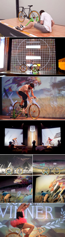 E2NY Festival, Urban Daddy, Cycling Classic, East Hampton, Interactive Design
