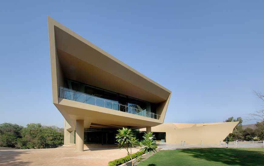 Contemporary Architecture India Retail Design