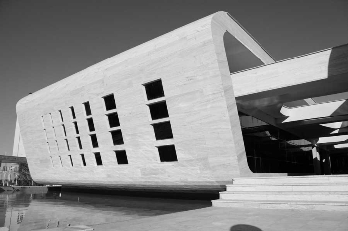 New Wave Architecture, Iran, Contemporary design, Sistan & Baluchestan Restaurant