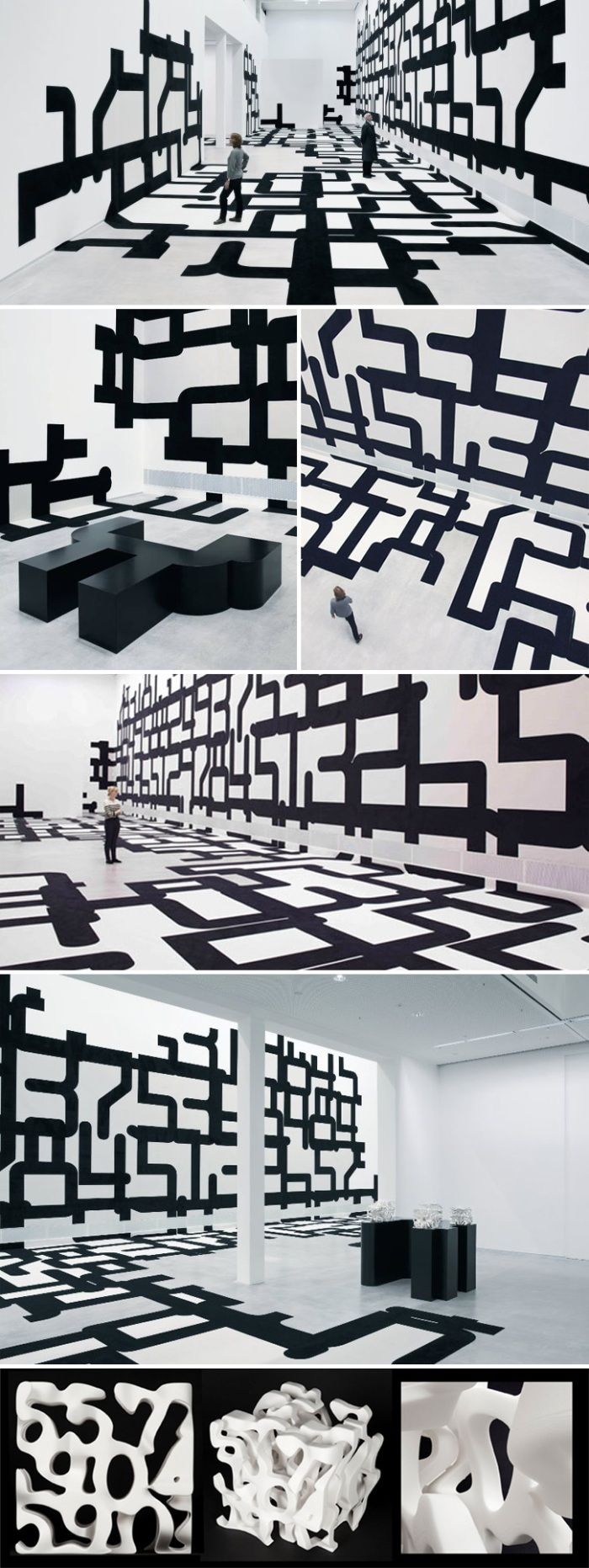 Berlin, J. Mayer H. Installation, Berlinishe Galerie, collabcubed