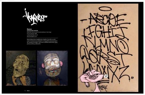 alfabeto graffiti, street art, typography, alphabet