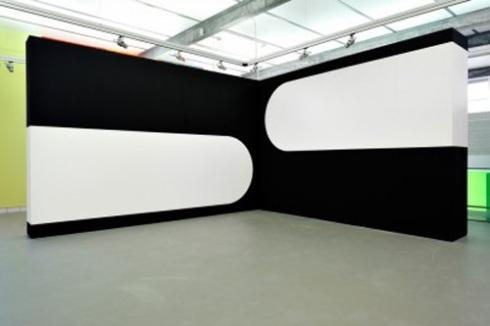 Jan van der Ploeg wall paintings, collabcubed