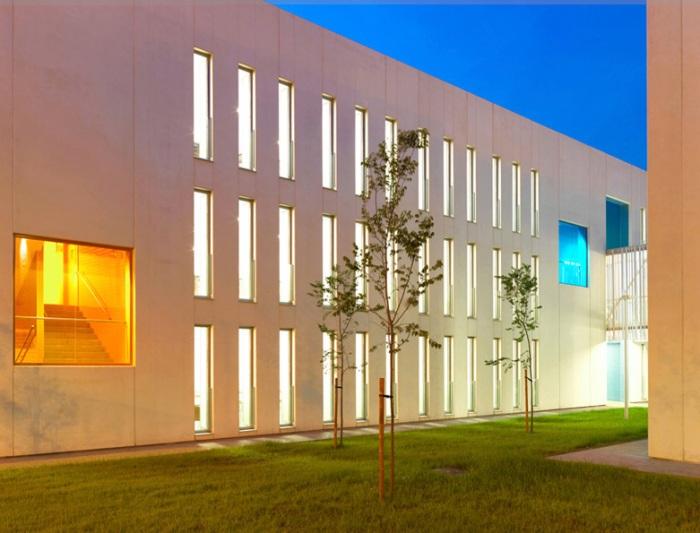 Colorful architecture, Spain, Ramon Esteve, School Design