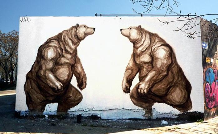 Argentina, Street Art, Graffiti, 2011, JAZ, collabcubed