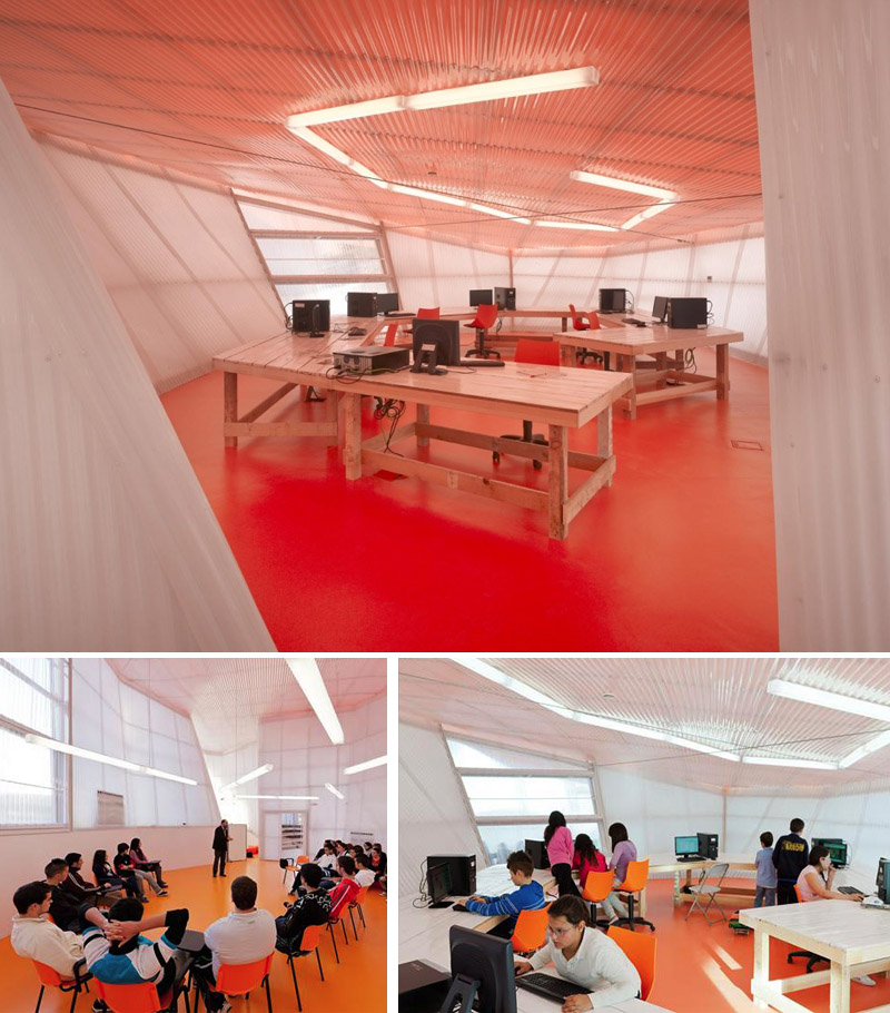 Youth Factory Selgas Cano Architects CollabCubed