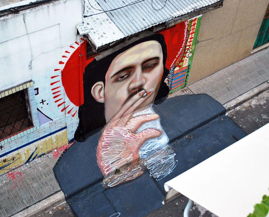Ever: Argentine Street Artist | CollabCubed