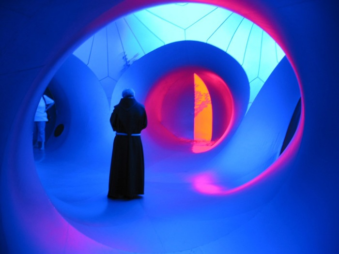 Mirazozo, Miracoco, Light installation, inflatable structures