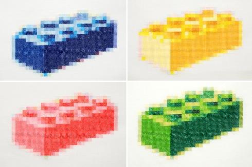 Nils Viga Hausken, contemporary art, Norway, Lego, collabcubed.