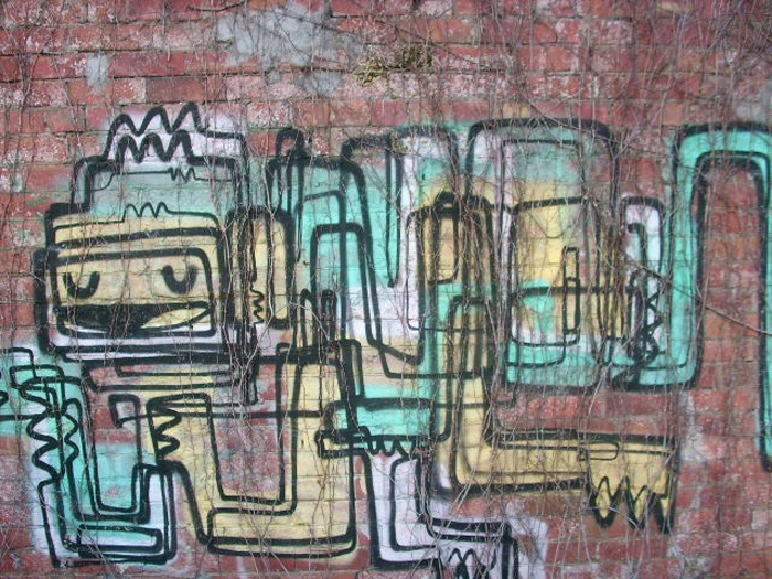australian street art, graffiti, wall murals, Shida