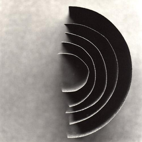 minimalist photographs, sepia, folded paper, Ion Zupcu, Romania