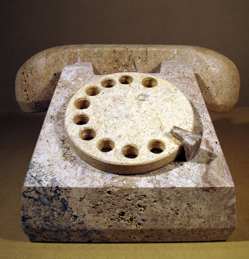 Vlad Berte Stone Sculpture Collabcubed