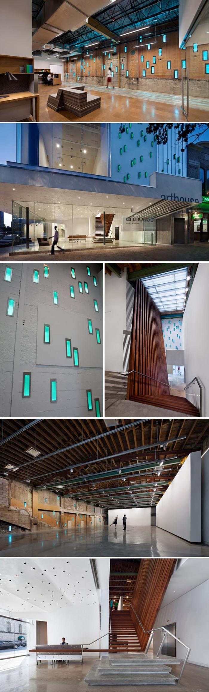 Arts Center, Austin Texas, LTL Architects, Texas Society of Architects AIA Award