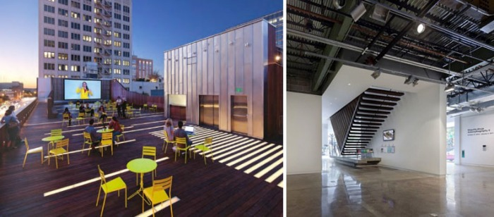 Arts Center, Austin Texas, LTL Architects, Texas Society of Architects AIA Award