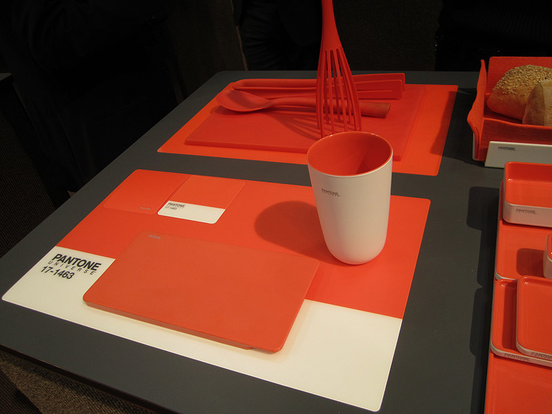 New Pantone Home And Office Products