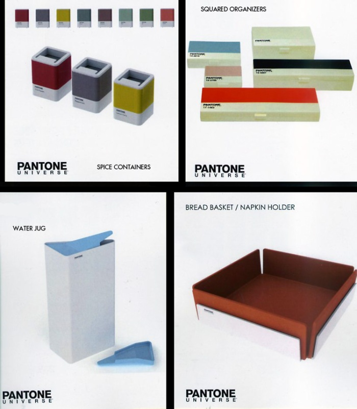 Pantone, tableware, kitchenware, desk accessories, Room Copenhagen, Pantone Universe