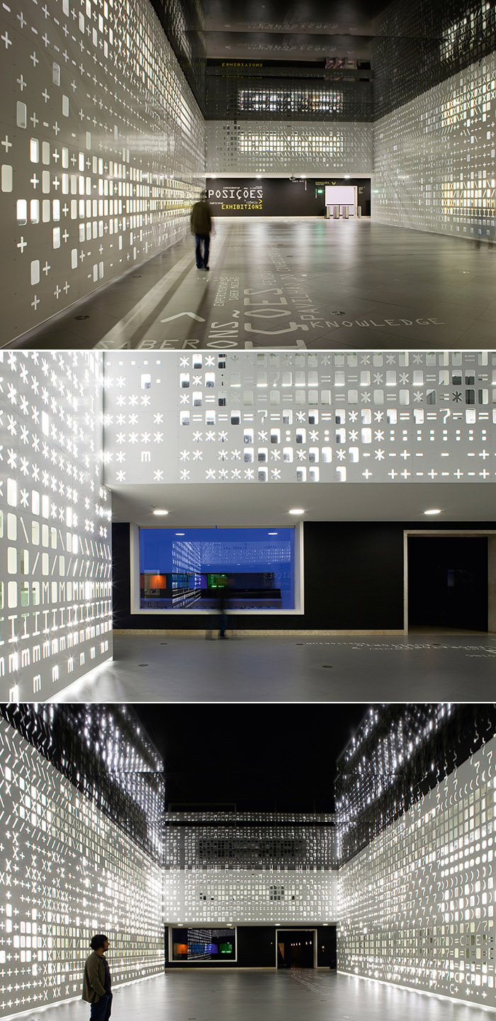 cool exhibit design, Installation in interactive science museum, Lisbon, P-06 Atelier