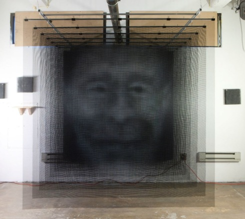 Animas, multi-screen installations, Seth Wulsin, Brooklyn artist, collabcubed