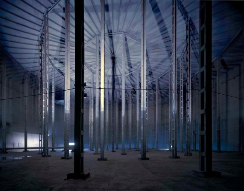 The Tank, Cultural Space, Oil tank converted to performance, exhibit space, Canary Islands