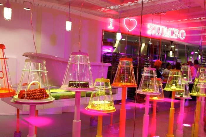 Zumbo Patisserie, Retail Design, Sydney, Fun Bakery design, The Star, Luchetti Krelle Design, collabcubed