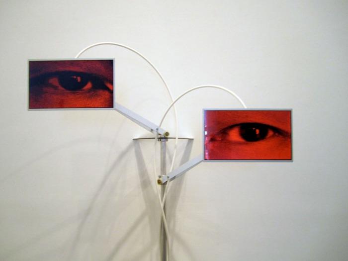 Digital Video Sculptures, interactive art, Alan Rath, Techy Art, Anatomy, cool art