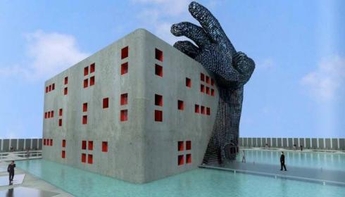 Casino Valencia, VLC, Student Project, Vicente Ortuno, Escuela de diseno Barreira, collabcubed
