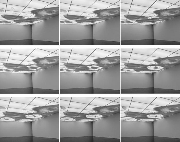 cool art installation, continent cloud, MOCA Sydney, Rivane Neuenschwander, contemporary art