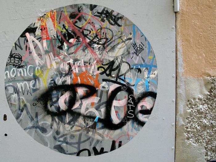 Javier Siquier, Spanish Street Art, Graffiti, Graffiti removal, OA, collabcubed