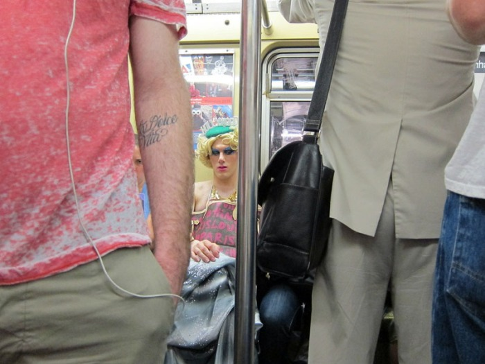 New York City Photos, NYC, Subway, Tattoo, Scott Lynch, scoboco