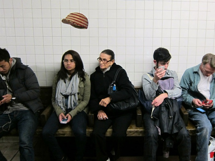 Humorous NYC Photos, Scott Lynch, Scoboco, Subway photos, Photos of New York